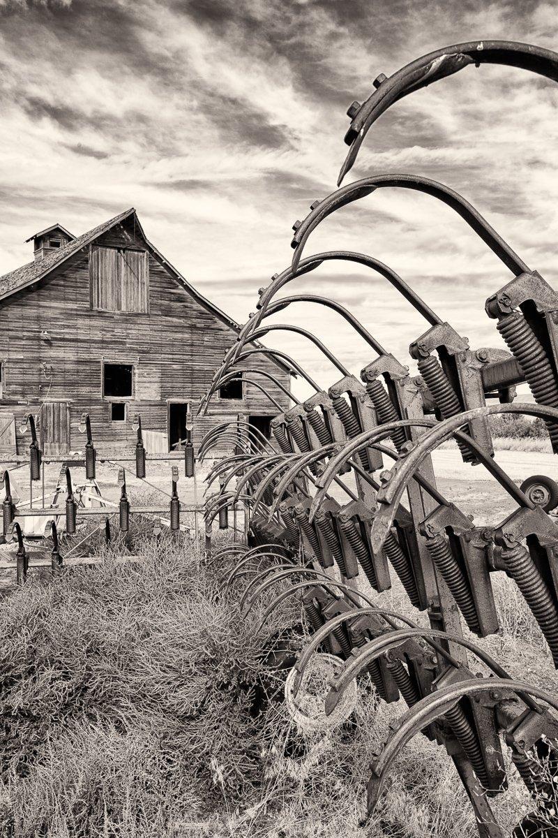 Barn-Cultivator