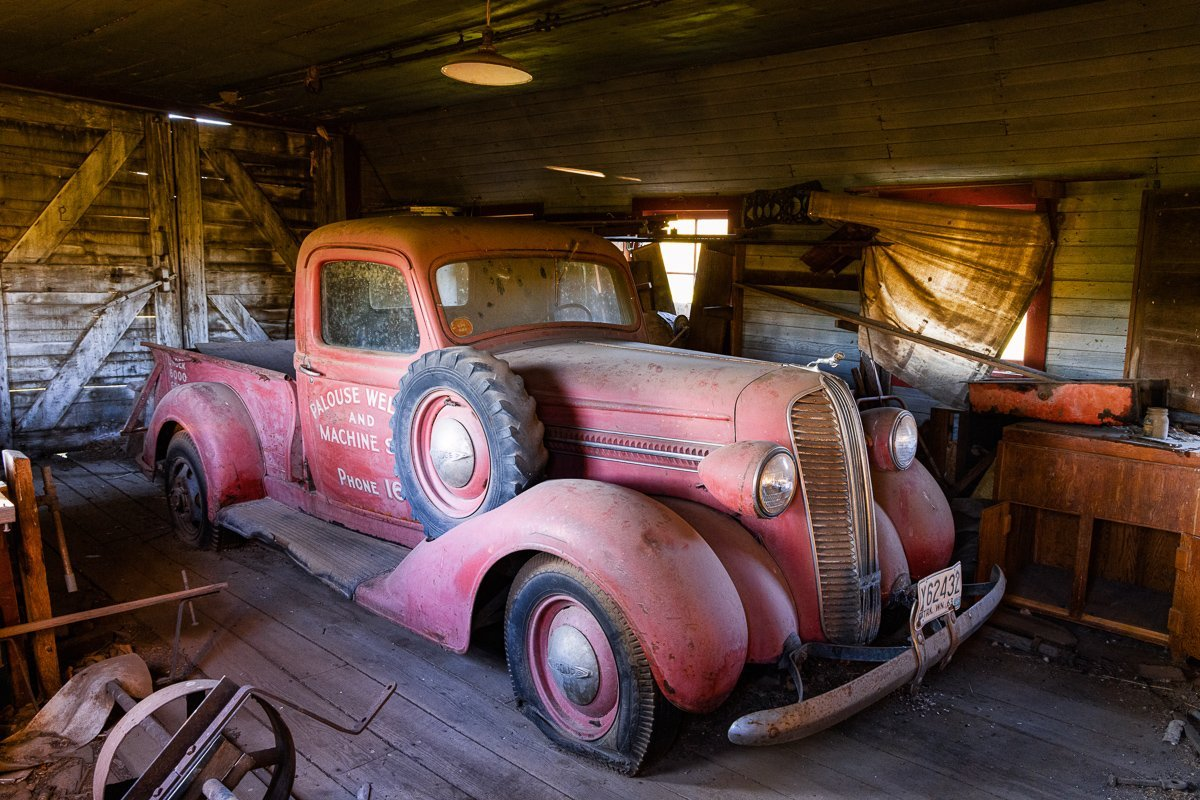 Palouse-Well-Drilling-and-Machine-Shop-Truck