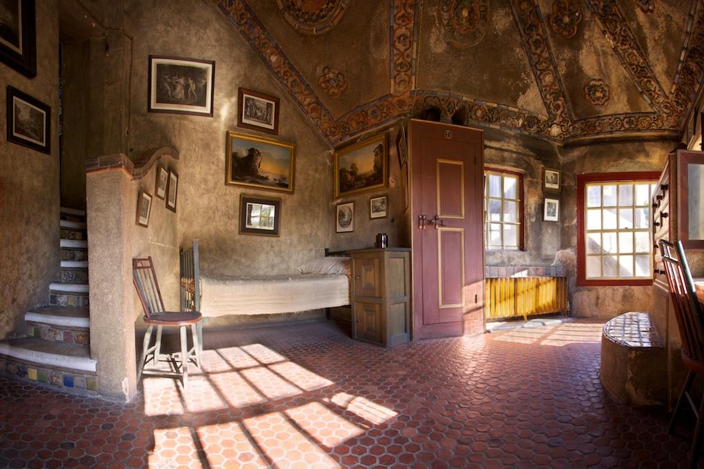 Fonthill interior