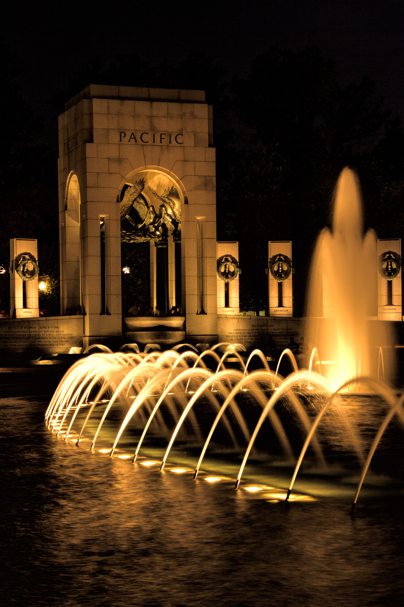 130611_WW2 Memorial_Pacific by Karl G. Graf.