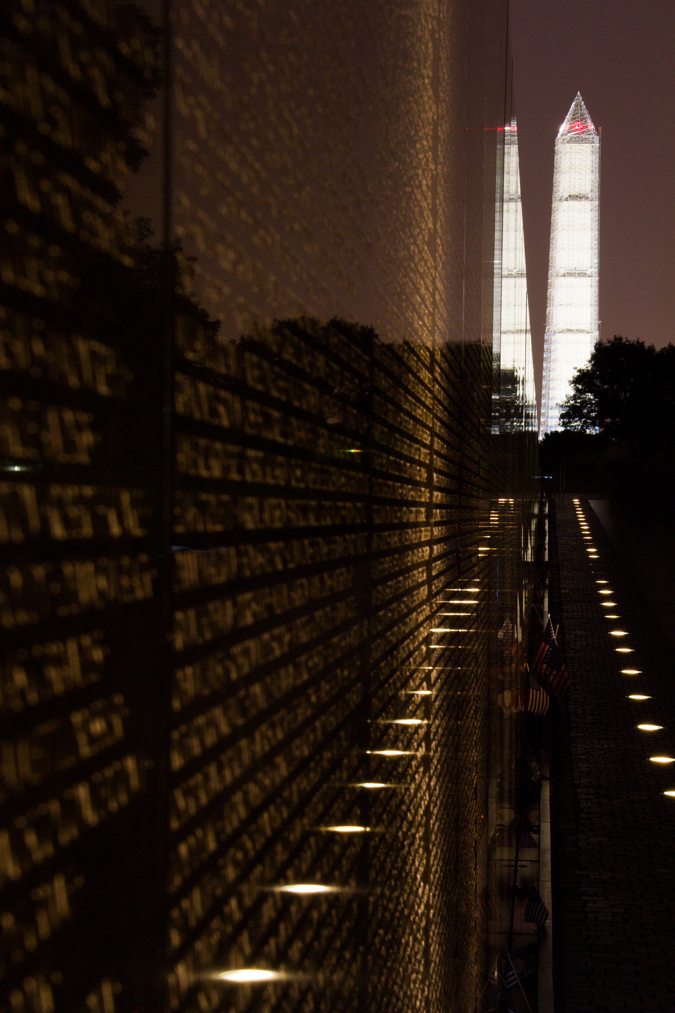 130614_Viet Nam Memorial by Karl G. Graf.