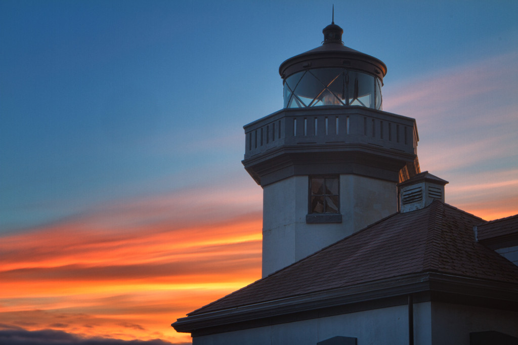 131108_Limekiln Lighthouse by Karl G. Graf.