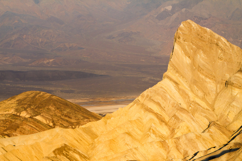 131124_Zabriskie Point by Karl G. Graf.