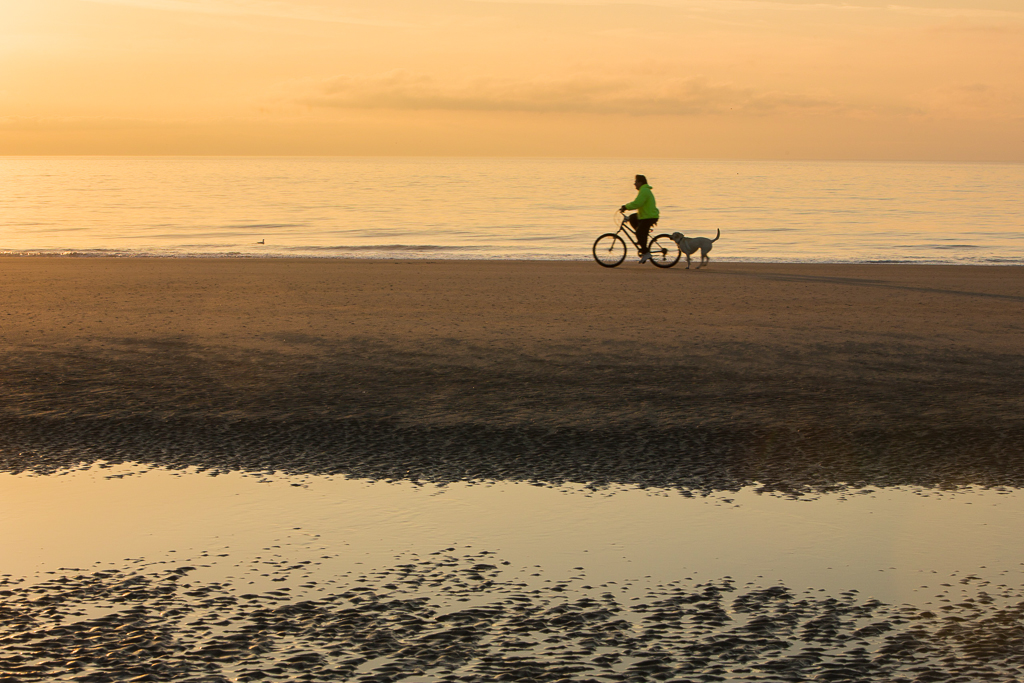 140305_Riding on the Beach by Karl Graf.
