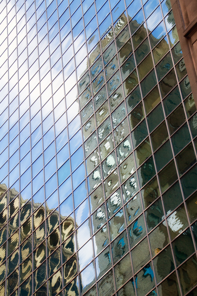 140424_NYC Reflection by Karl G. Graf.