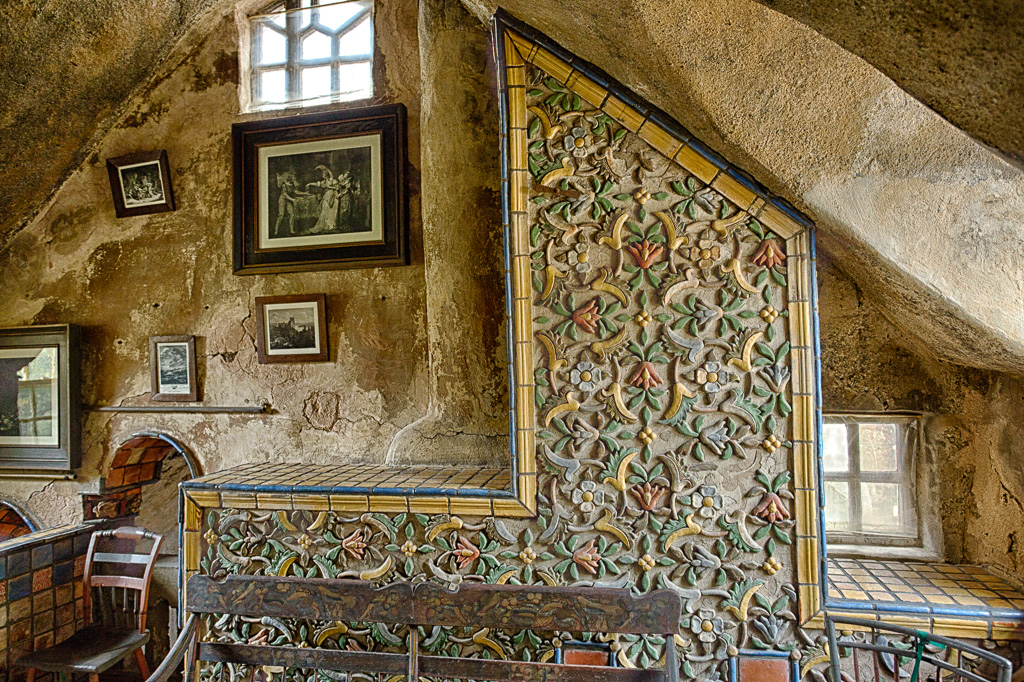 Breakfast Room Mosaic by Karl Graf.