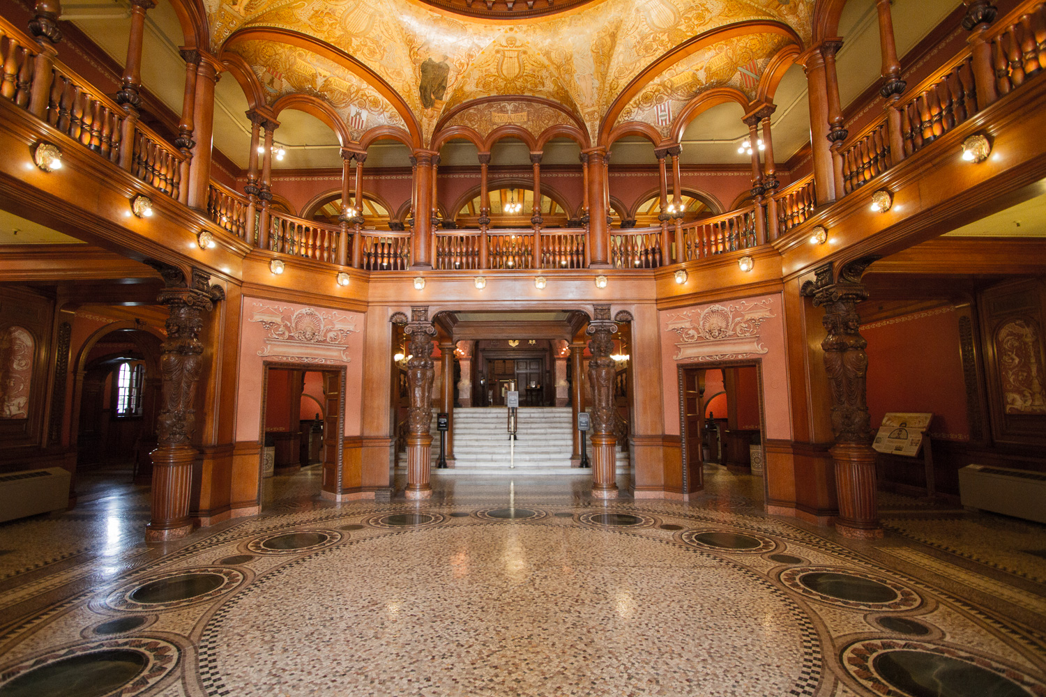 Ponce De Leon Hall Flagler College Karl Graf Photography