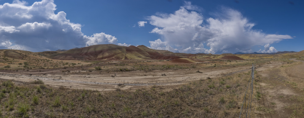 150716_Painted Hills_pano3 by Karl Graf.